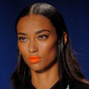 Orange-Lipstick-Trend-2014-Spring-New-York-Fashion-Week